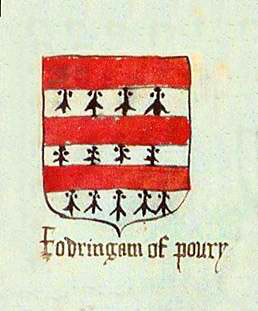 Arms of Fotheringham of Powrie
