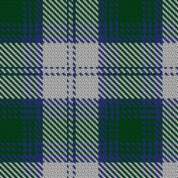 The Dress Green Lindsay Tartan