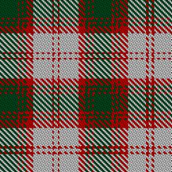 The Dress Red Lindsay Tartan