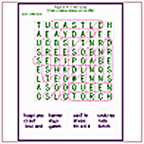 7-9 Word Search-1 Puzzle (Answers)