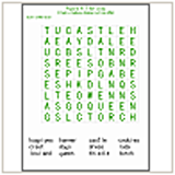 7-9 Word Search-1 Puzzle