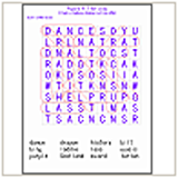7-9 Word Search-3 Puzzle (Answers)
