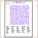 10+ Word Search-3