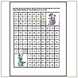 Dragon Number Puzzle