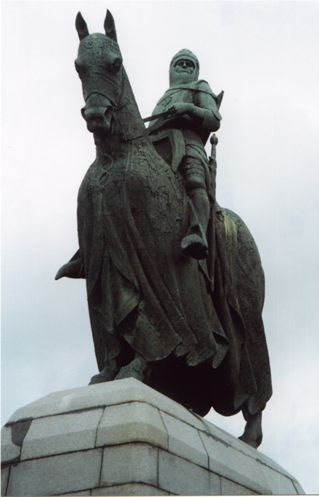 Photo of Robert the Bruce Statue